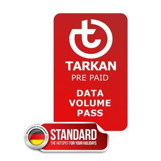 DATA Volume PASS for TARKAN Standard