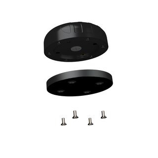 Poynting GSM-Antenna KFZ 6dbi MIMO LTE-Antenna 2x2m SMA-M Cable Black PUCK-2