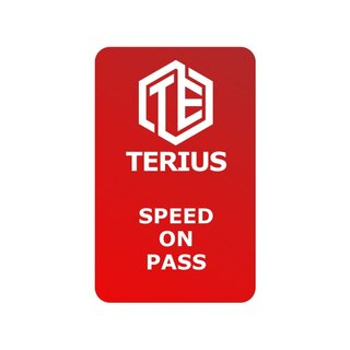 TERIUS STANDARD SPEED ON PASS for subscription - Netherlands 500GB once more datavolume