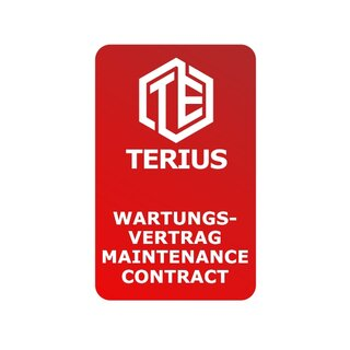 TERIUS ADVANCED VERSION - included 6 TERIUS ADVANCED Extension Module - with IP Data Compression Modul - with Maintenance contract 12 months